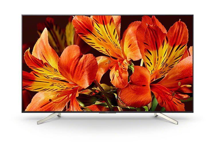 Sony BRAVIA 4K HDR TV XF85 lässt sich auch per Sprache steuern
