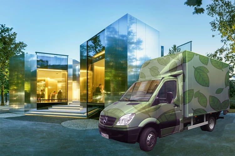 Das Startup oSole möchte mit solar-unterstützen LKW die Schadstoffbelastung reduzieren