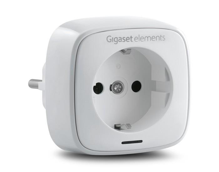 Der Gigaset Elements Plug - dies smarte Steckdose