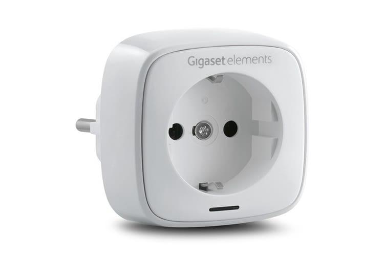 Smart Plug Gigaset elements plug ist eine smarte Steckdose