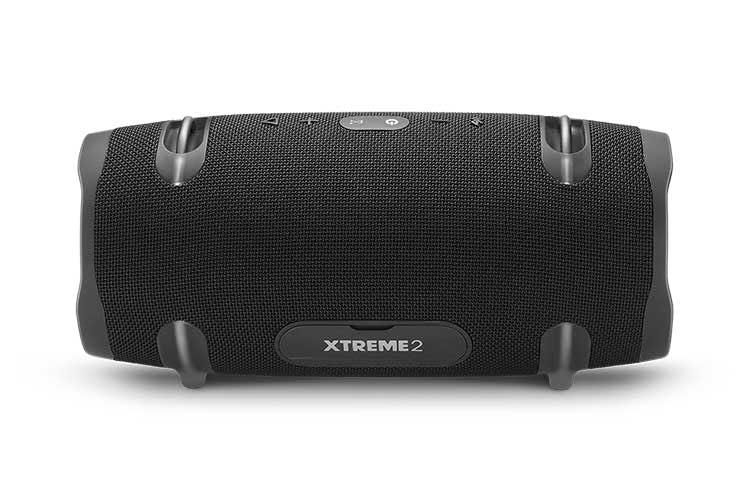 Die JBL Bluetooth-Box Xtreme 2 sieht gut aus, wiegt aber über 2 Kilogramm