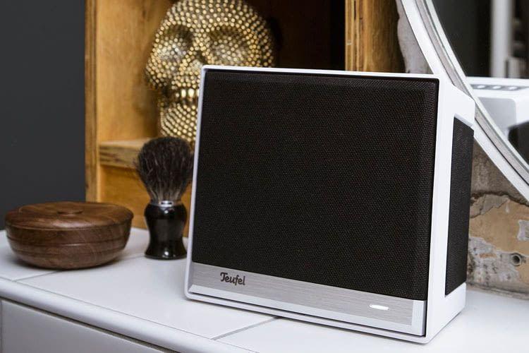 Der Teufel One S Lautsprecher ist in jedem Raum ein optisches und akustisches Highlight