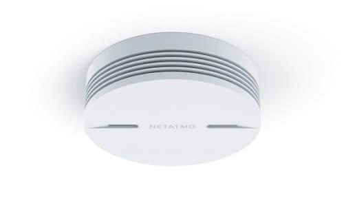 Netatmo smarter Rauchmelder ist kompatibel mit HomeKit