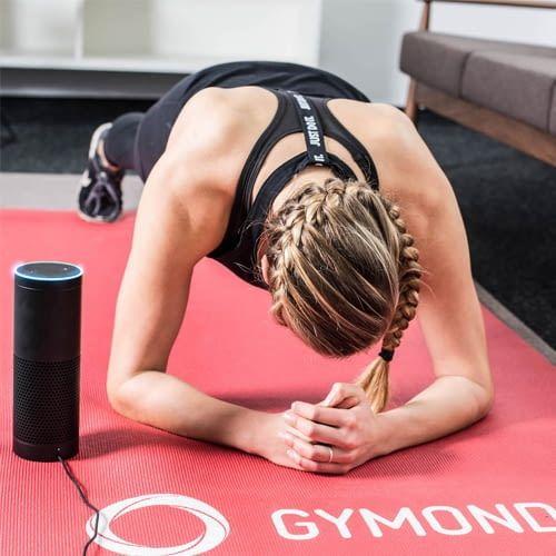 Mal eben eine wirksame Fitnesseinheit einlegen – auch ohne GYMONDO-Account