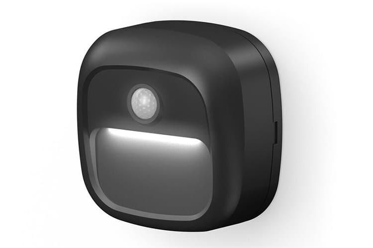 Das smarte Ring Beams Nachtlicht gibt im Dunkeln die nötige Orientierung
