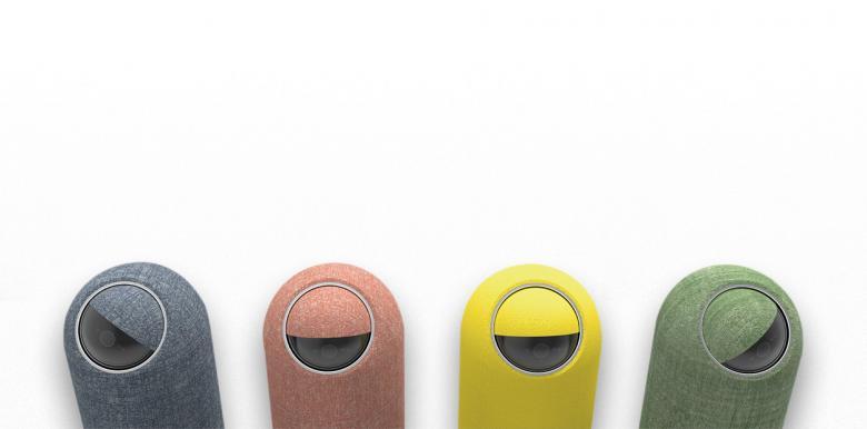Big-I Roboter in verschiedenen Farben