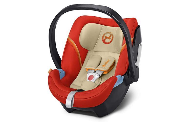 Der Kindersitz CYBEX Aton 5 überzeugt durch sehr gute Testergebnisse