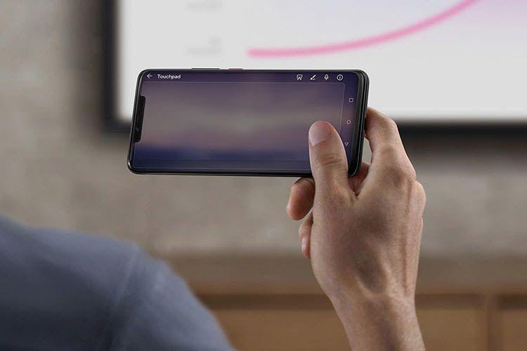 HUAWEI Mate20 Pro kommt mit einem 6,39 Zoll OLED-Display sowie einem KI-Chip