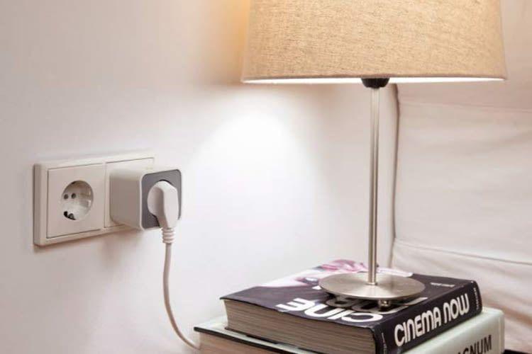 Der OSRAM Smart+ Plug ist direkt über Echo Plus oder Echo Spot steuerbar - auch ohne zusätzliche Zentrale
