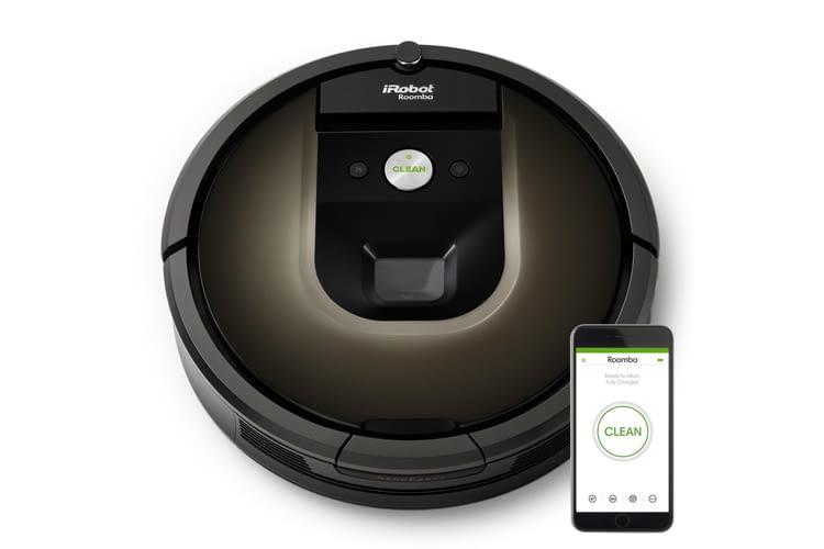 iRobot Roomba 980 kann mit guten Saugleistungen überzeugen