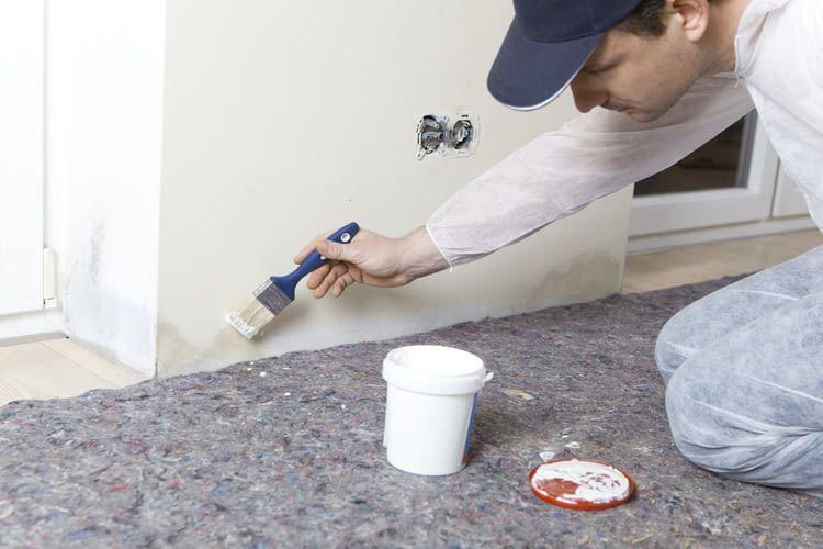 Schimmel wird oft erst bei Renovierungsarbeiten entdeckt