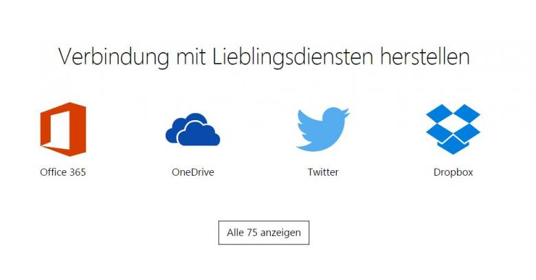 Microsoft Flow Automatisierungsdienst - IFTTT Alternative