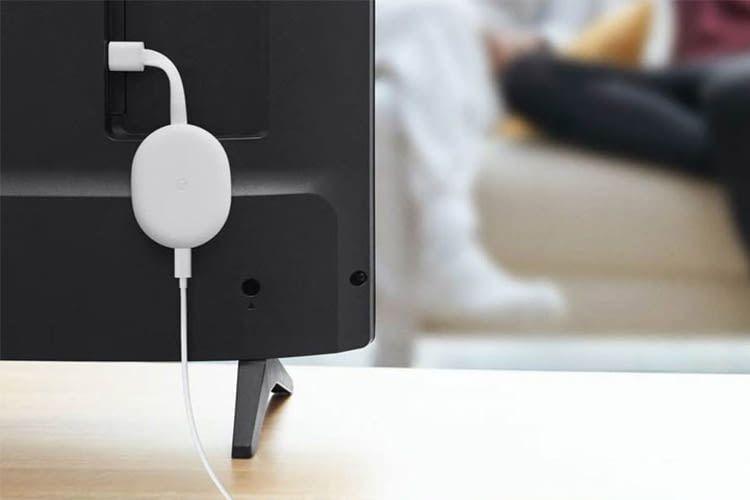 Der Chromecast mit Google TV wird teilweise auch als Chromecast 4 bezeichnet