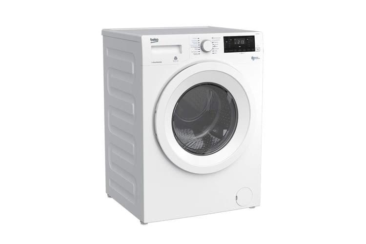 Der Beko Waschtrockner WDA 85140 bietet 16 verschiedene Programme