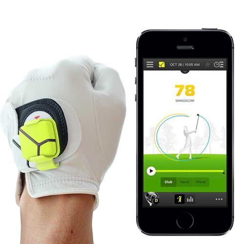 Das Fitbit für den Golfer optimiert den Schwung per App