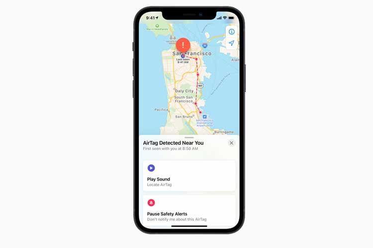 Auf der Suche nach fehlenden Objekten helfen AirTags und sie lassen sich einfach per App tracken