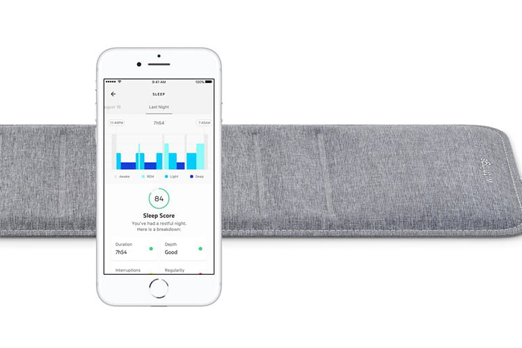Mit der Nokia Health Mate App ganz einfach die Daten abfragen