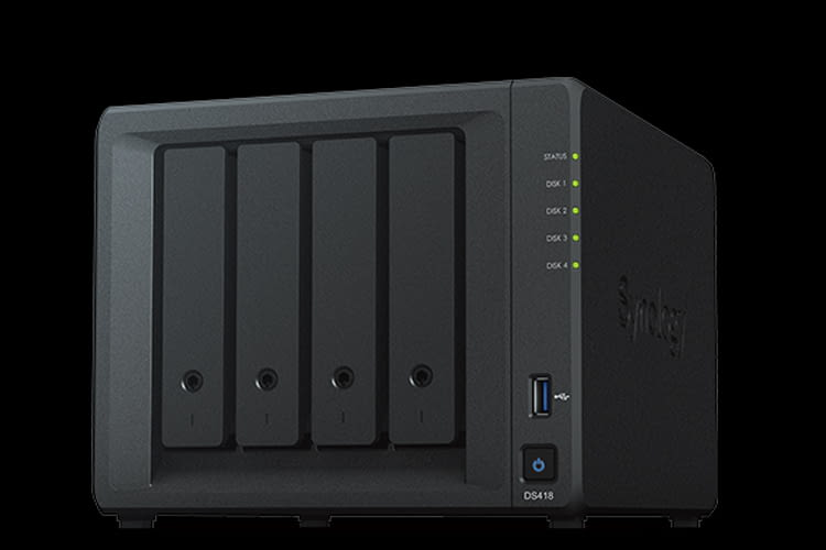 Die Synology NAS-Geräte bieten eine private Cloud Alternative