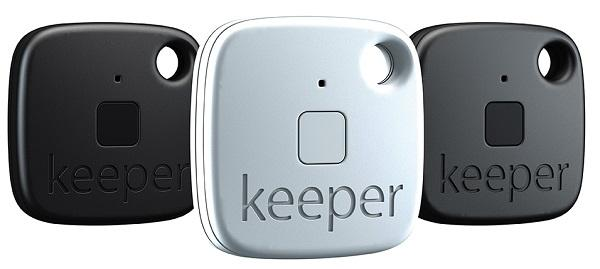 Gigaset keeper Bluetooth-Tracker 3er-Set Farben