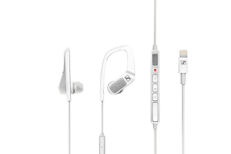 Sennheiser AMBEO SMART HEADSET hat einen Lightning Connector und arbeitet nur mit iOS-Geräten zusammen