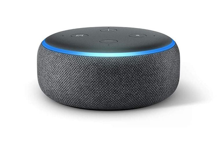 Perfekt für den Einstieg ins Smart Home mit Alexa - Amazon Echo Dot 3