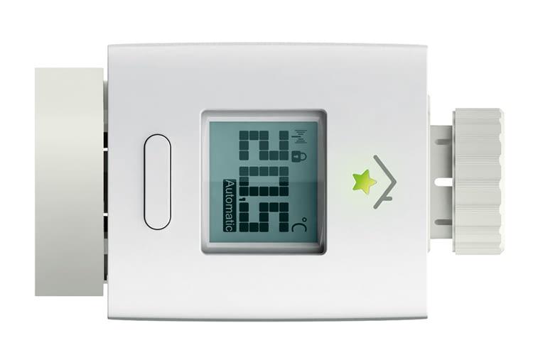 Das innogy Heizthermostat kann mit der Sprachassistentin Alexa genutzt werden