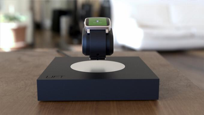 Lift - Smartwatch Ladegerät und Lampe