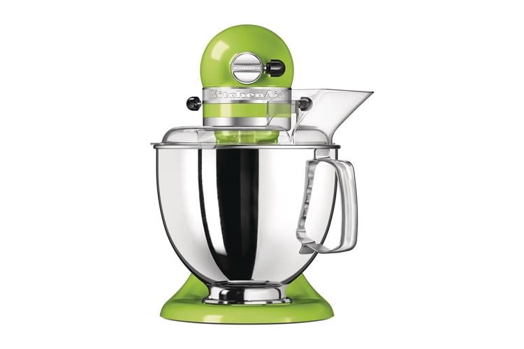 Die KitchenAid Artisan Küchenmaschine gibt es in vielen bunten Farben