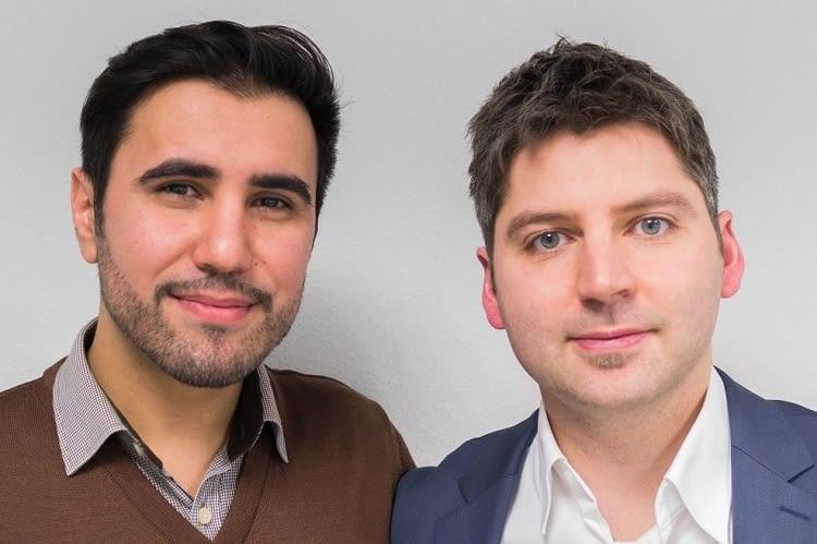 Fokus auf Car-2-Smart Home: Gründer Mehmet Arziman und Heiko Scholtes