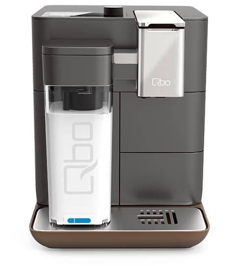 Qbo YOU-RISTA Kaffee-Kapselmaschine von Tchibo