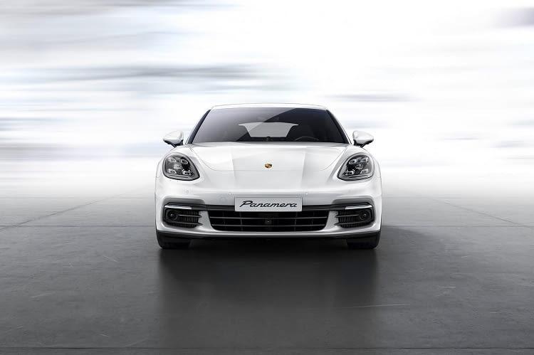 Porsche Panamera E-Hybrid: schon heute in die Technik von morgen einsteigen