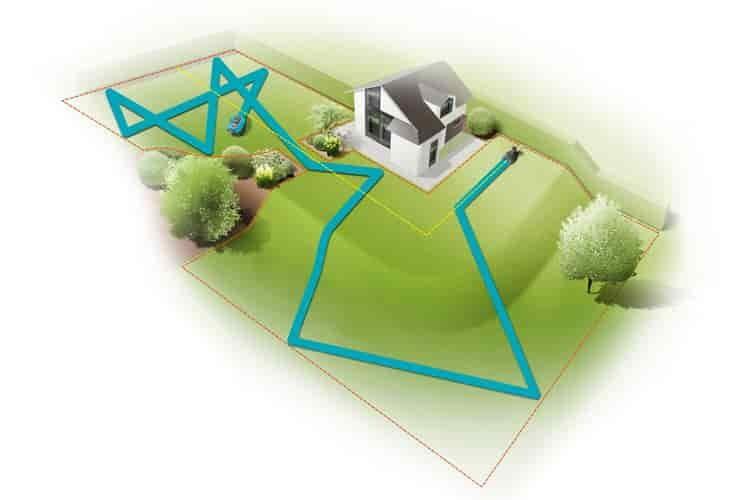 Das GARDENA SensorCut System von Gardena verspricht ein streifenfreies Schnittbild