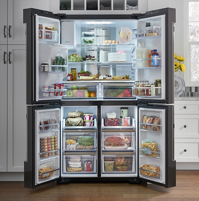 """""""Bixby, ist noch Torte im Kühlschrank?"""""""
