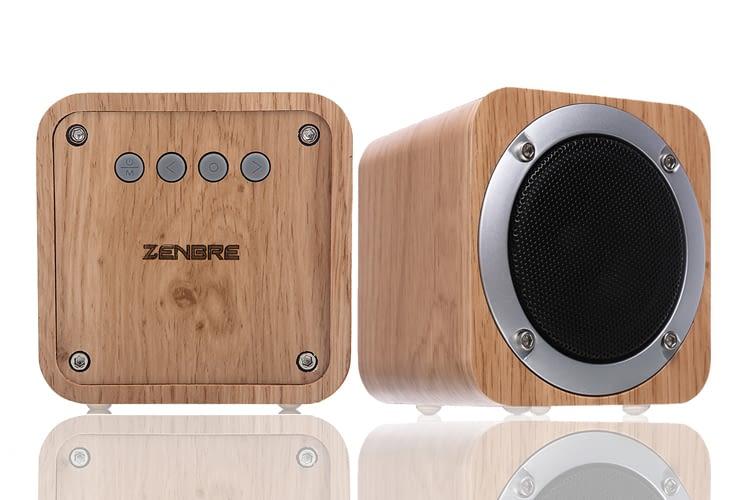 Zenbre F3 überzeugt im Vergleich durch Radio-Funktion und Naturholz-Gehäuse