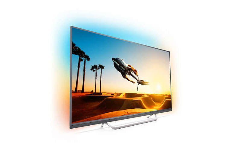 Philips 65PUS7502/12: Der TV mit 1,64 Meter Bildschirmdiagonale