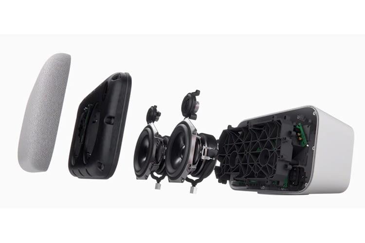 Google Home Max: Googles größter intelligenter Lautsprecher mit exzellenten Audio-Eigenschaften