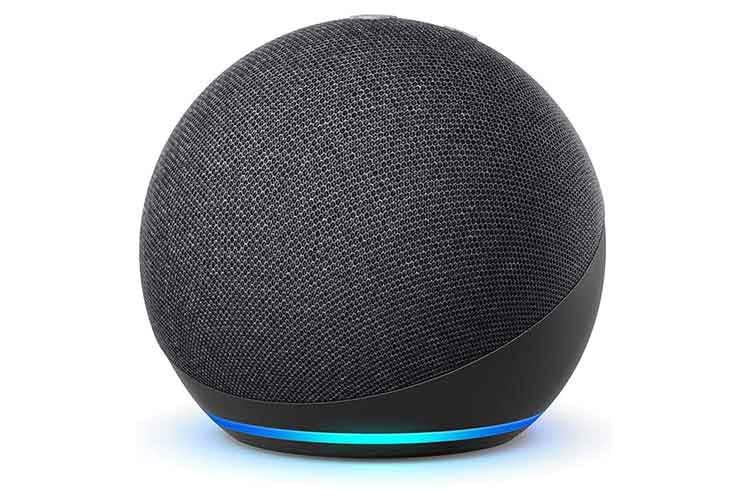 Klein, aber oho! Amazon Echo Dot 4 ist ein voll ausgereifter Alexa Lautsprecher