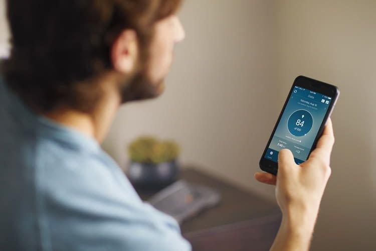 Die App hilft dabei das eigene Schlafverhalten besser einordnen und optimieren zu können
