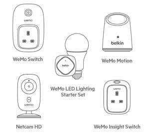 Belkin-WeMo-LED-kompatibel