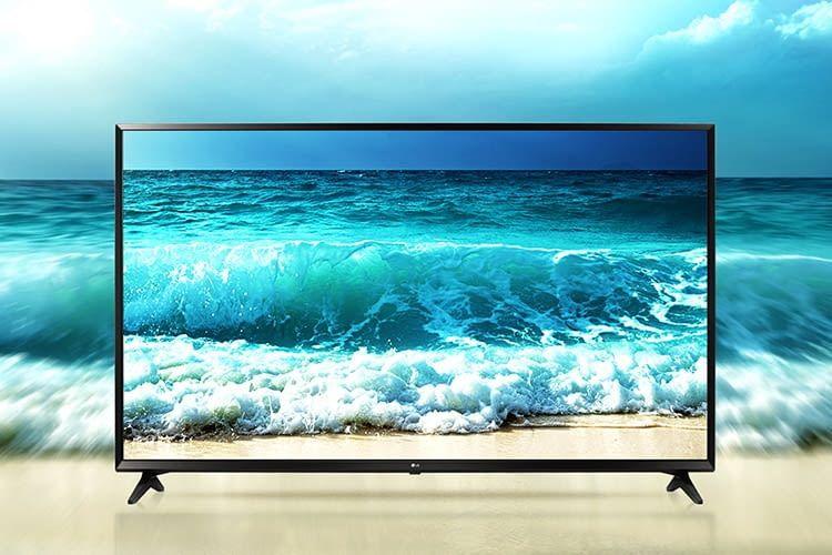 Top UHD 4K-TV mit Active HDR: Der LG 60UJ6309 sorgt für Kino-Feeling