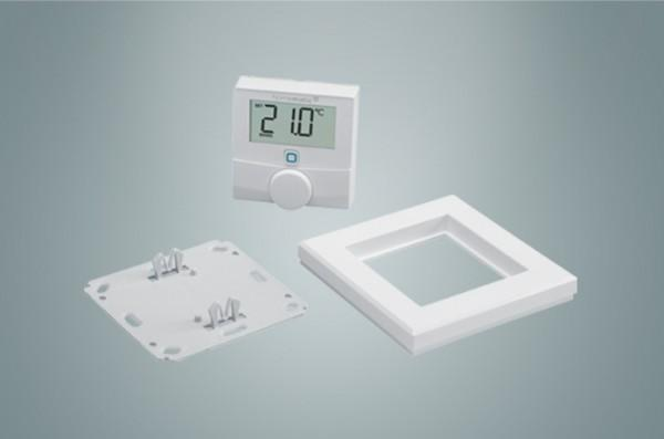 Homematic IP Wandthermostat & Luftfeuchtigkeitssensor
