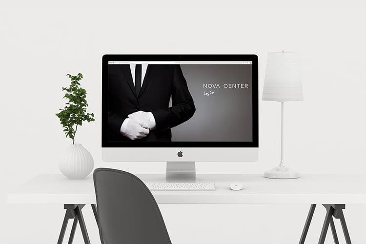 BLACK NOVA CENTER ist eine smart Hotel Management-Lösung