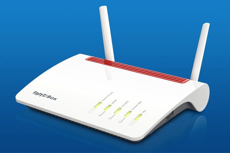 Die FRITZ!Box 6890 LTE kommt wider Erwarten ohne Hybridtechnik aus