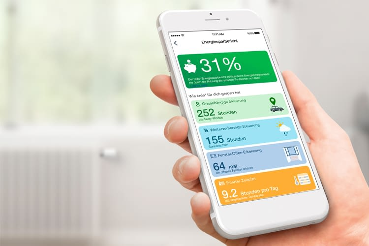 Der Smart Climate Assistant bringt neue Funktionen für die tado°-App