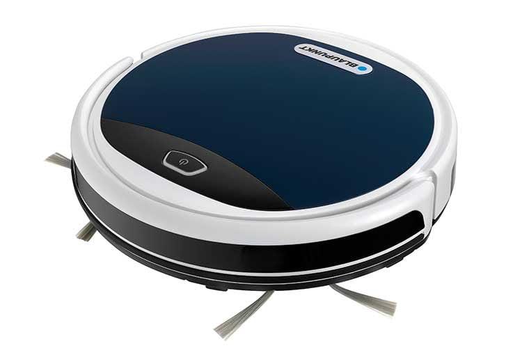 Der Saugroboter BLAUPUNKT BLUEBOT XSMART ROBOTIC wischt, saugt und beherrscht den Smart Home IFTTT-Standard