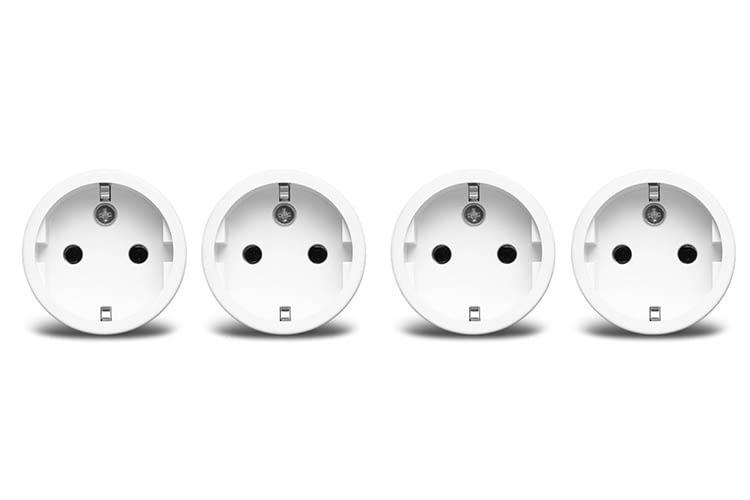 MEDION Smart Home Sparpaket: Vier intelligente Zwischenstecker für knapp 120 Euro