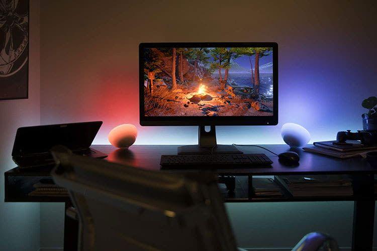 Das Gaming Starter Kit bietet einen perfekten Einstieg in das Thema Smart Home