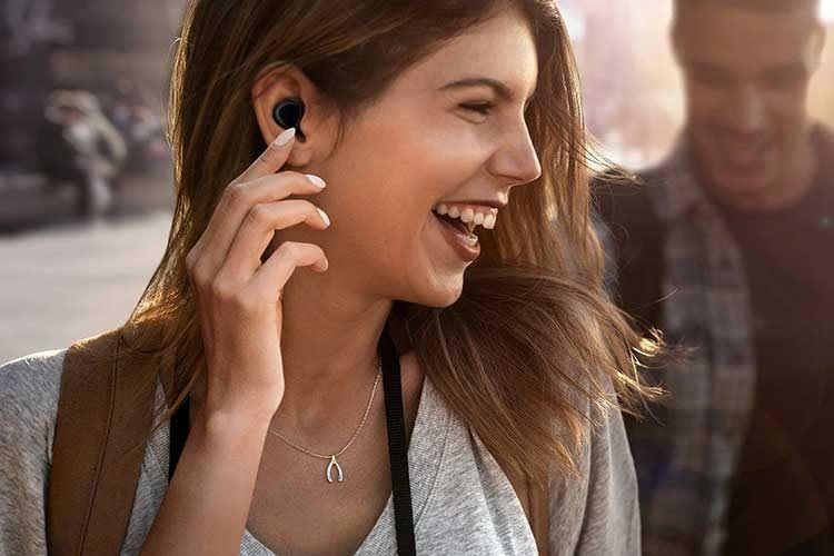 Guter Sound, Tragekomfort und dezentes Auftreten zeichnen die Samsung Galaxy Buds aus