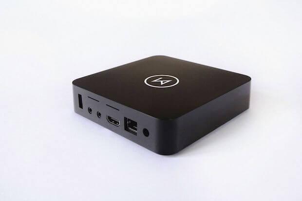 Vero 2 ist ein OSMC Gerät - Open Source Mediacenter