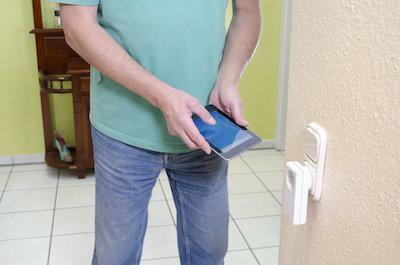 App-Steuerung der intelligenten Medion Wi-Fi Funksteckdose